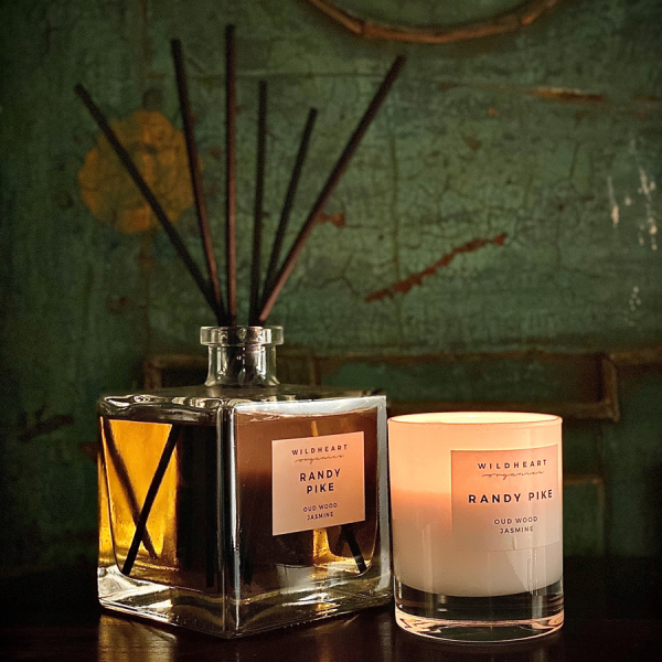 Scented candles, room mists and more. Randy Pike Boutique